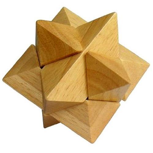 丹妮奇特 益智木玩 八角球 三国孔明锁系列 cdn-6028图片