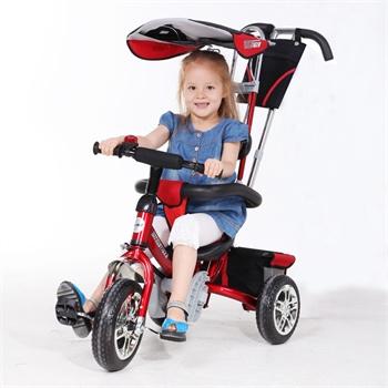 儿童三轮车三轮骑行车脚踏车