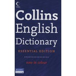 COLLINS ESSENTIAL ENGLISH DICTIONARY [Second edition]柯林斯基础英文字典(第二版)