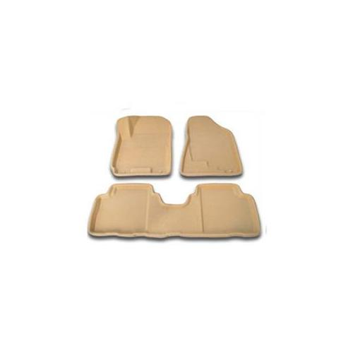 雪佛兰 新赛欧 专用3d环保汽车脚垫正品保证 绝无异味 3d高清图片