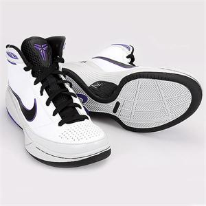 香港仓 耐克NIKE 白紫科比外场篮球鞋367174 102男款