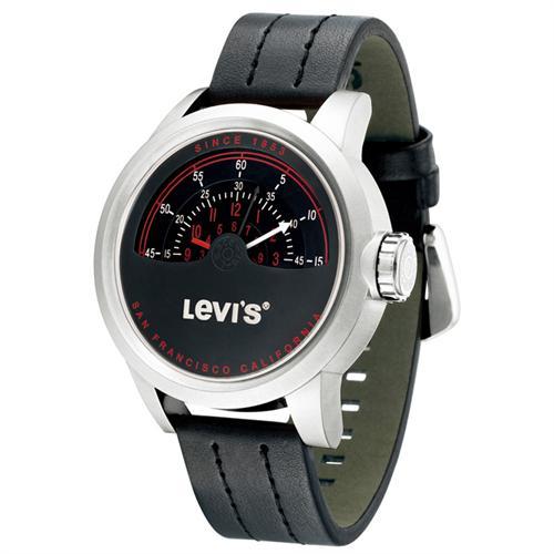 levis李维斯男士手表跑车仪表盘石英男表运动腕表
