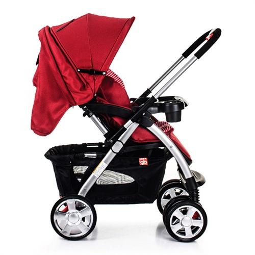 好孩子 婴儿手推车折叠轻便双向全篷c760-k474/k475