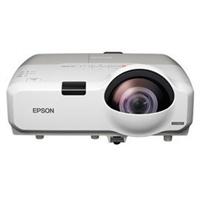 爱普生EB-CS500WN 短焦投影机 2500流明宽屏投影仪