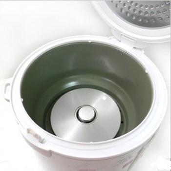 半球 电饭煲 1000W 6L 内置蒸笼 电饭锅