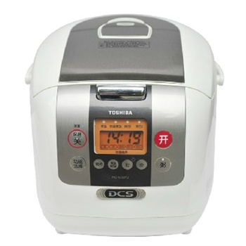 2mm黑晶内胆微电脑控制智能电饭煲电饭锅5l电饭煲  品牌:toshiba/东芝