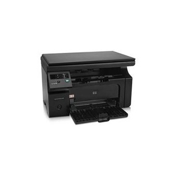 惠普 LaserJet Pro M1136 黑白多功能激光一体机(双硒鼓装)打印 复印 扫描 hp1136超值套装 随机带2支HP原装大容量硒鼓