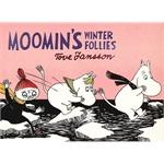 Moomin's Winter Follies 姆咪谷系列:姆咪的冬天蠢事 ISBN9781770460980