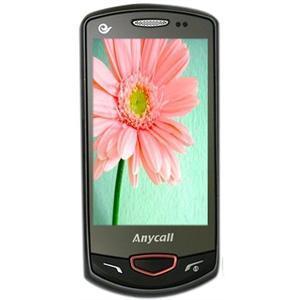 三星W609 新品上市电信天翼3G手机 CDMA