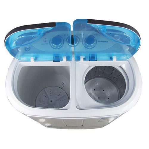 中山小鸭 yoko 双桶迷你洗衣机 xpb32-932s双缸迷你洗衣机3.