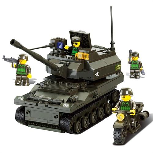 乐高95式坦克 乐高积木坦克拼装图纸 乐高好朋友系列动画片