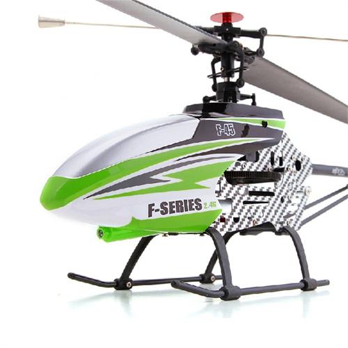 美嘉欣遥控飞机 四通道单桨模型