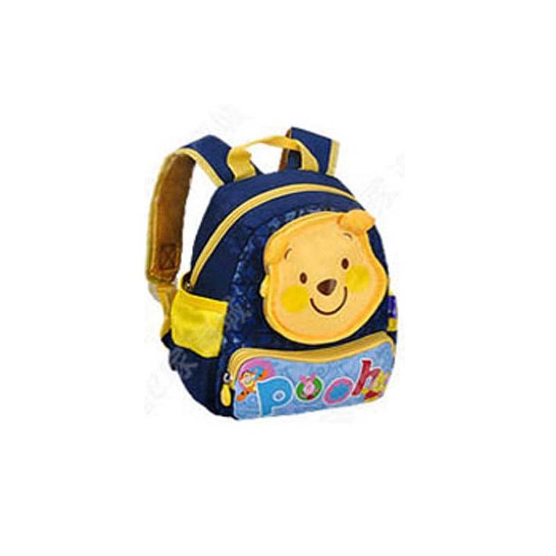 【淘气熊其他】幼儿园书包儿童卡通双肩背包男生维尼