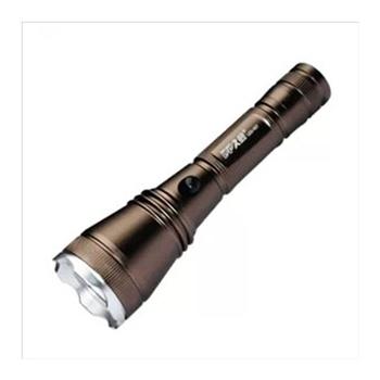 久量led-527铝合金强光手电筒