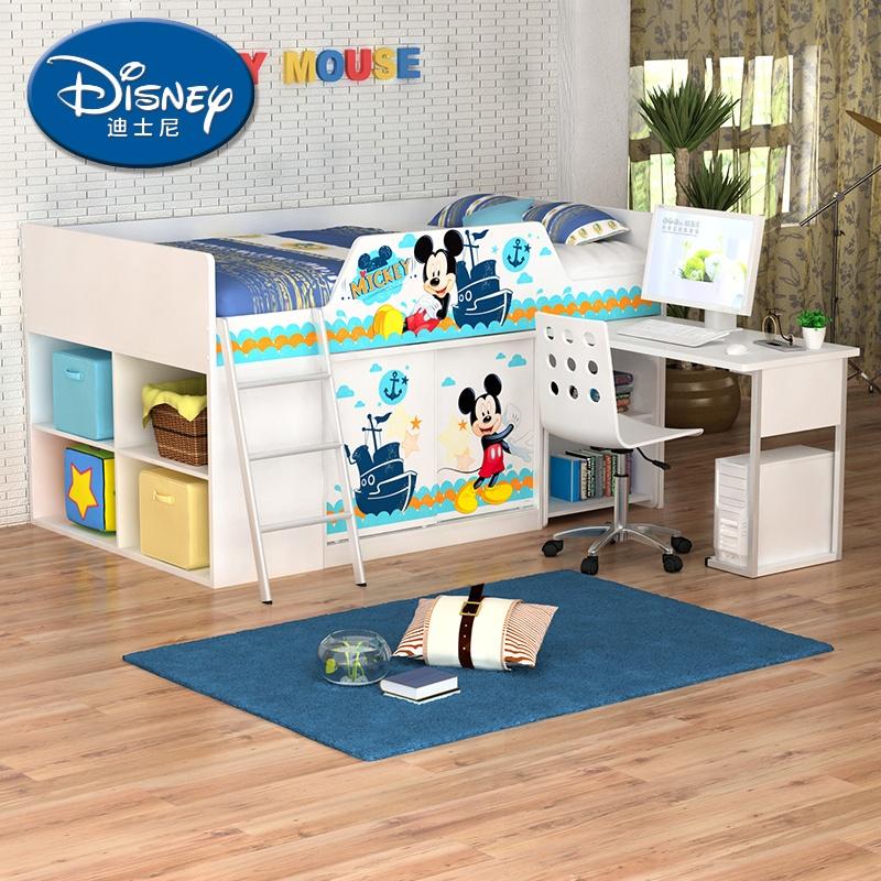 组合儿童床 中高床 不含转椅半高床