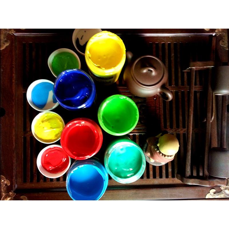文萃300ml丙烯颜料涂鸦手绘室外涂鸦户外墙绘