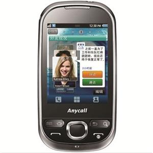三星I5508 WCDMA/GSM手机 Android2.1 支持WIFI GPS
