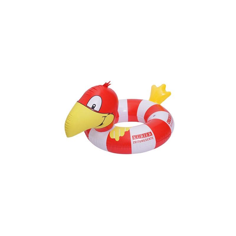 儿童游泳圈 2-5岁宝宝游泳圈 卡通造型泳圈 可爱 动物造型