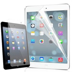 苹果ipad air ipad 432 mini 高透磨砂防指纹屏幕保护膜前机身贴膜防