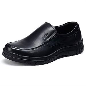 Maigao麦高 2014新款意式马克拉线套脚鞋 头层牛皮商务休闲皮鞋13209