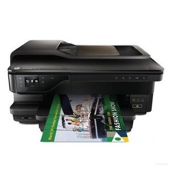 惠普(HP) Officejet 7610 彩色喷墨一体机 (打印/复印/扫描/传真) 惠普7610专业级别A3幅面一体机 惠普A3宽幅多功能一体机 惠普A3复印机 惠普A3打印机 惠普自动双面打印机 hp7610双面打印一体机