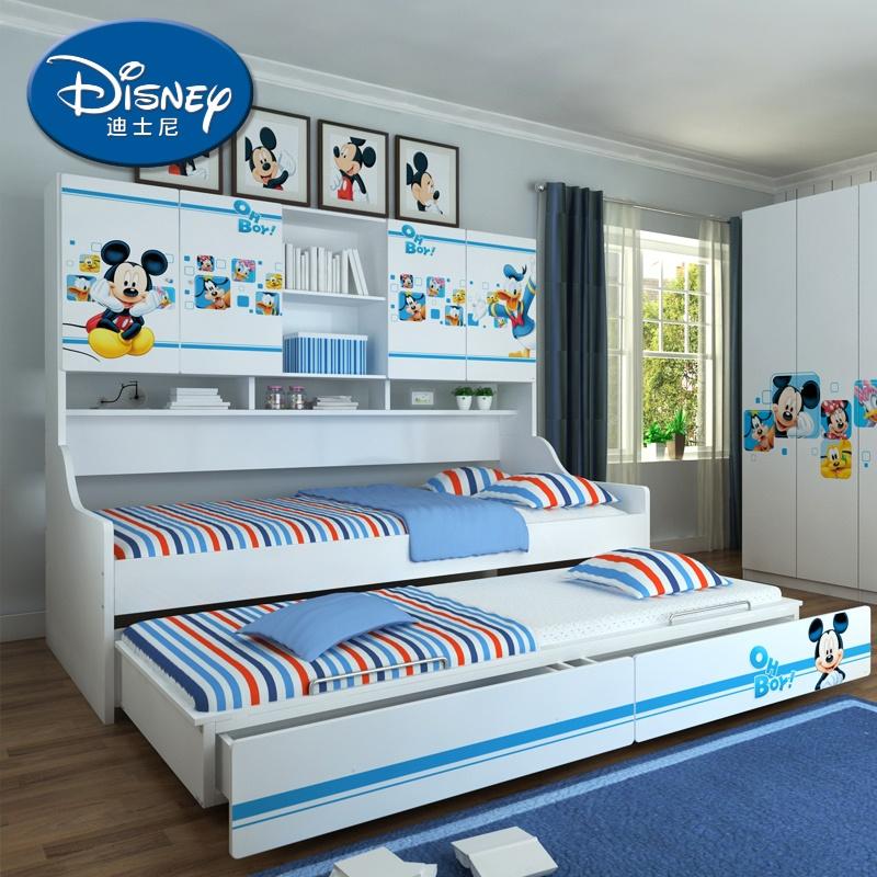 多功能儿童床设计分享展示