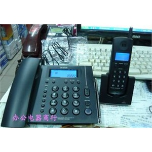 步步高无绳电话子母机163e蓝屏