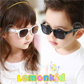 云朵面包 2014年新款 宝宝眼镜 儿童时尚太阳镜 男孩女孩墨镜 遮阳镜