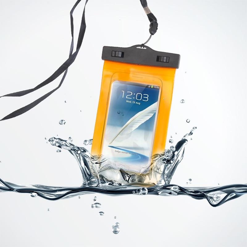 【浪比速手机三星HTC华为中兴手机苹果防小米哪里在店水袋图片