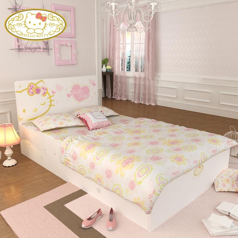 5米床双人床儿童床 3599 迪士尼松木1.