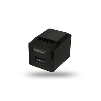 钻木80mm厨房打印机 小票据热敏pos打印机 网口 带切刀