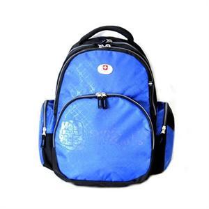 瑞士军刀威戈wenger 双肩背包s860195045蓝色