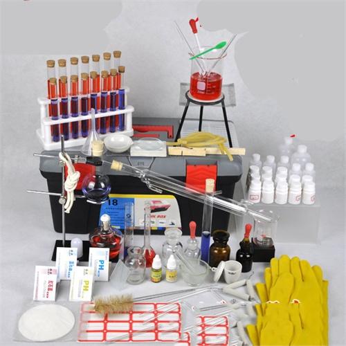 初中高中化学实验器材套装 化学实验箱 中考家庭实验箱 教学仪器