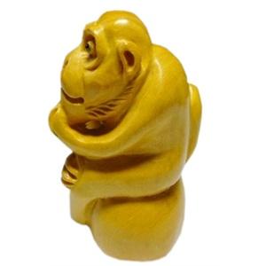 木雕猴子葫芦图片大全