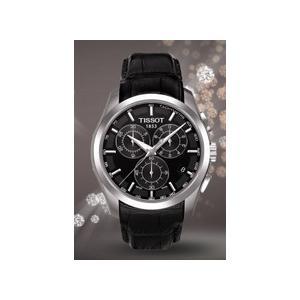tissot 天梭手表库图系列石英男表 t035.617.16.051.00货到付