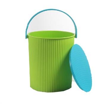 多功能绿色垃圾箱设计总体电路原理图