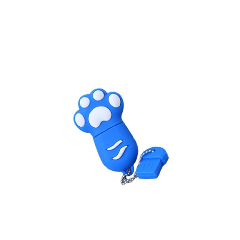 moba魔霸16gu盘猫爪可爱卡通个性迷你u盘16g