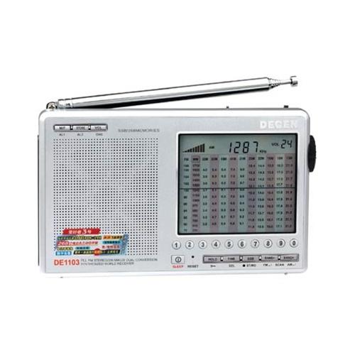 德劲收音机 de1129 4g