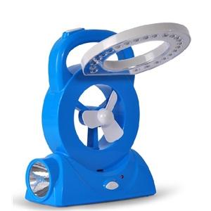 【包邮】dp久量led-660三合一多功能风扇台灯节能充电台灯