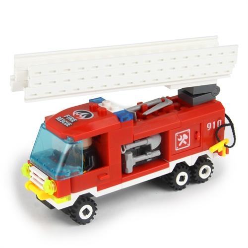 乐高式拼插积木玩具
