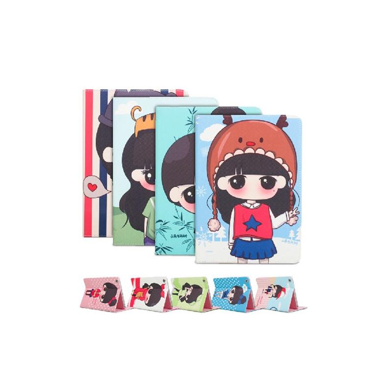 潮萌ipadmini保护套 韩国可爱小希卡通苹果mini1皮套