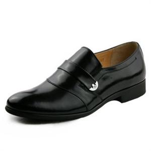 超透气夏季男士皮鞋 真皮镂空男式凉皮鞋