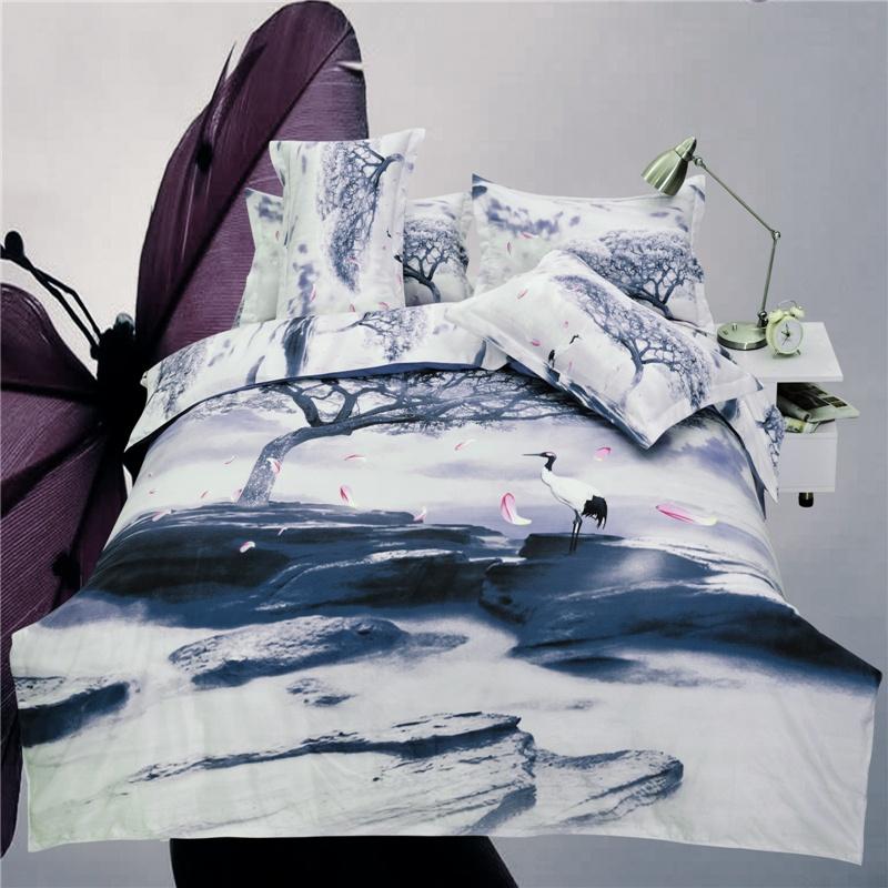花床单花边四件套