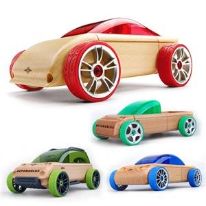 儿童益智玩具汽车