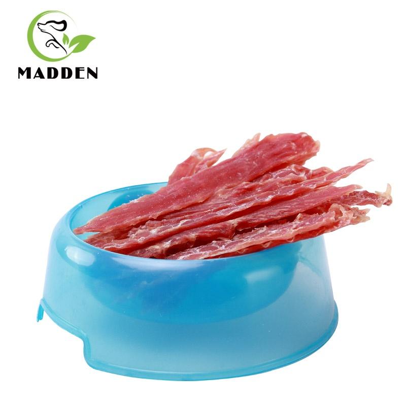 madden 宠物狗狗零食宠嘟嘟鸭胸肉干贵宾泰迪金毛奖励零食 15010239