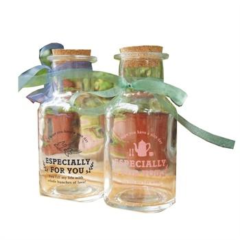 日照鑫 广口瓶大号 玻璃瓶 心愿瓶 许愿瓶 愿望瓶 漂流瓶 星星瓶 1个