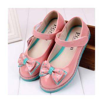 中大童公主鞋