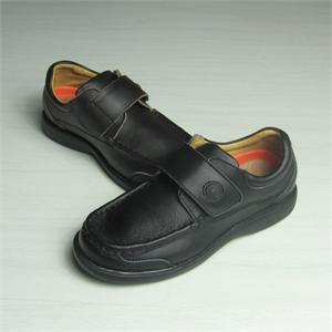 手中童休闲皮鞋