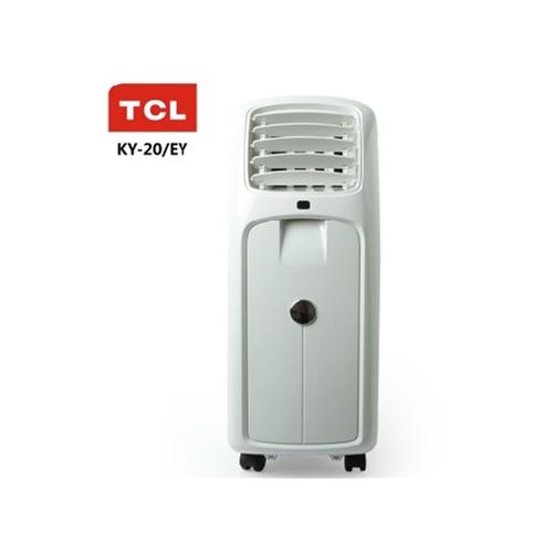 钛金新款 tcl ky-20/ey 移动空调 小1p单冷空调 定速移动空调 免安装