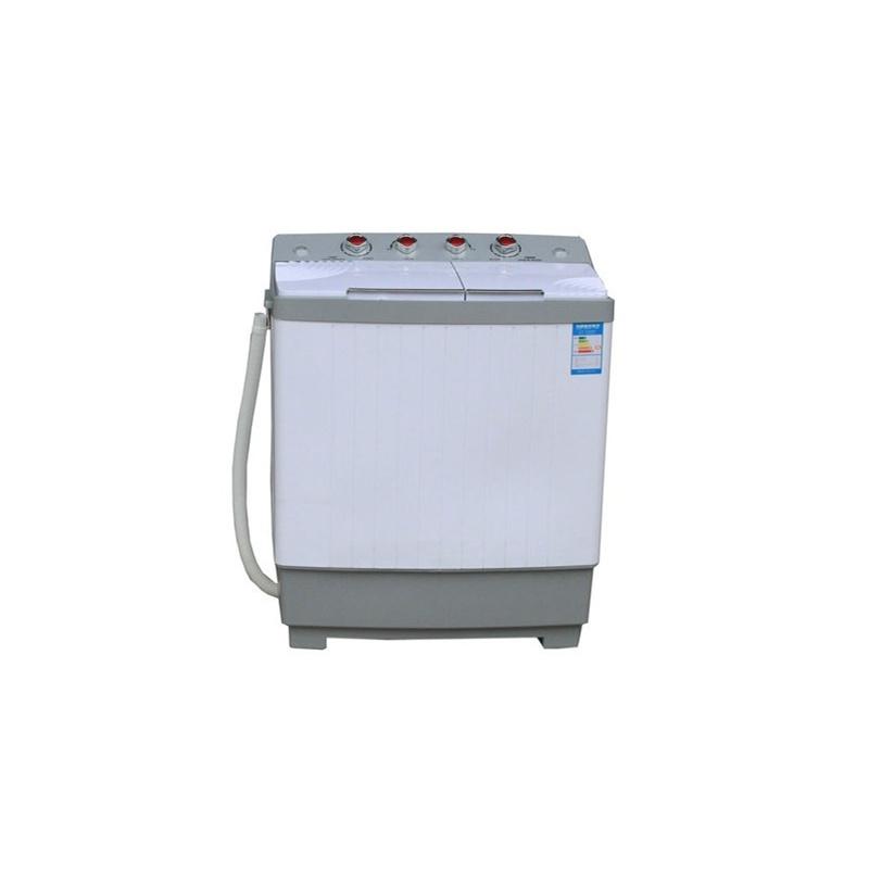 8公斤双桶洗衣机带甩干脱水高效电机强动力
